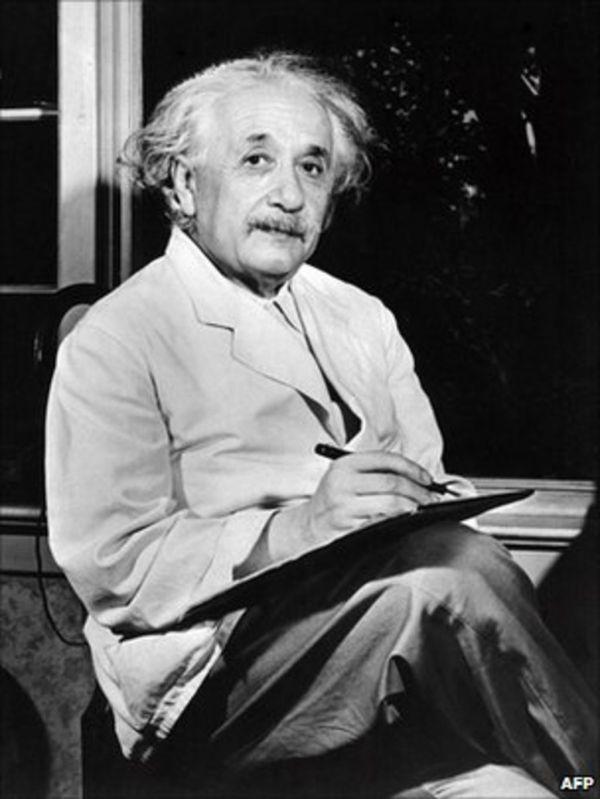 Einstein Show Cancelled Confucius Merge Move - Bbc