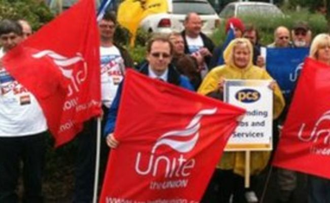 Remploy Staff In Staffordshire Join Strikes On Closures