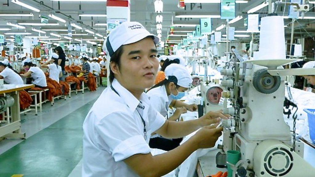 working lives vietnam textile