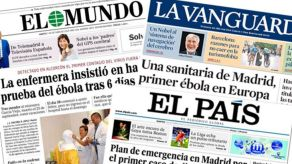 Image result for spanish newspaper