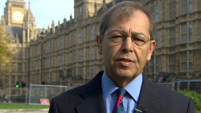Alp Mehmet on UK migration and European treaty - BBC News