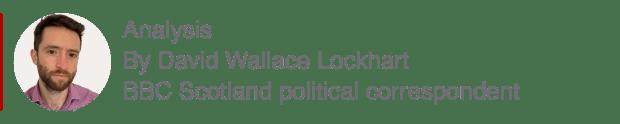 Analysis box by David Wallace Lockhart, BBC Scotland political correspondent