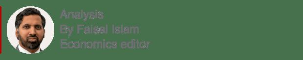 Analysis box by Faisal Islam, economics editor