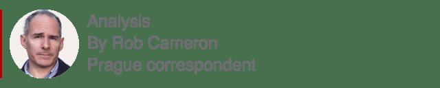 Analysis box by Rob Cameron, Prague correspondent
