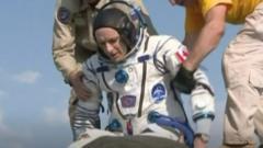 Astronaut David Saint-Jacques