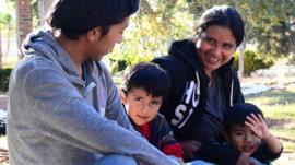 Rogerio's family