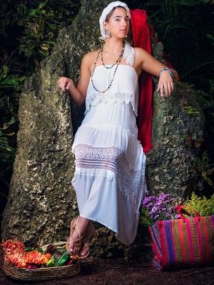 Mexican white woman