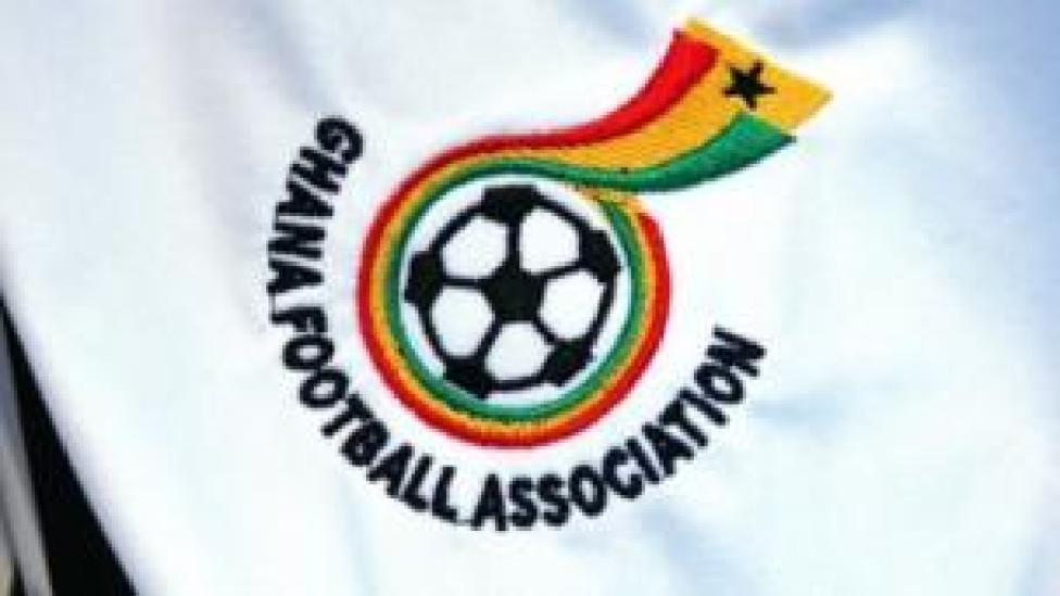 شعار الاتحاد الغاني لكرة القدم