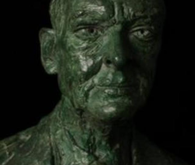 Bust Of Ts Eliot
