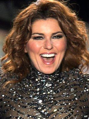 Shania Twain Teeth : shania, twain, teeth, Shania, Twain, Announces, Final