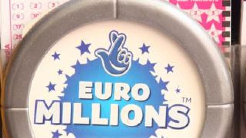 Euromillons sign