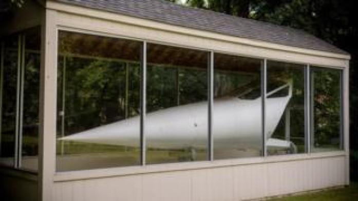 Concorde nose cone