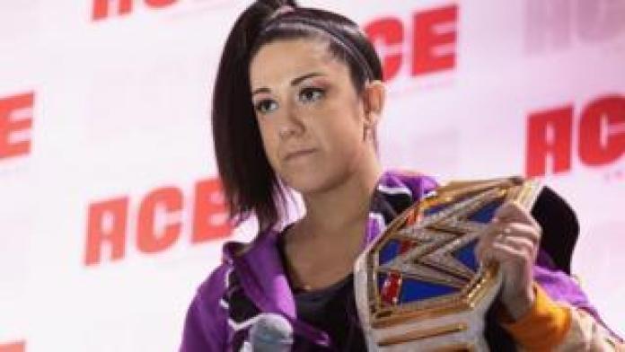 WWE Women's Smackdown Champion Bayley