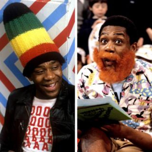 Lenny Henry on TV show TISWAS