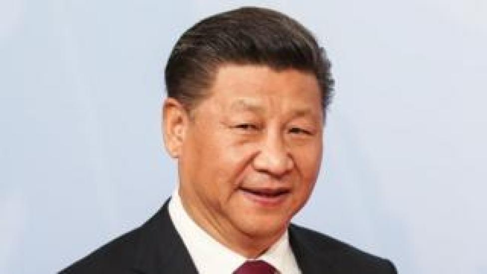 Xi Jingping madaxwaynaha Shiinaha
