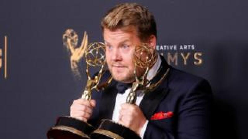 James Corden at the Creative Arts Emmys