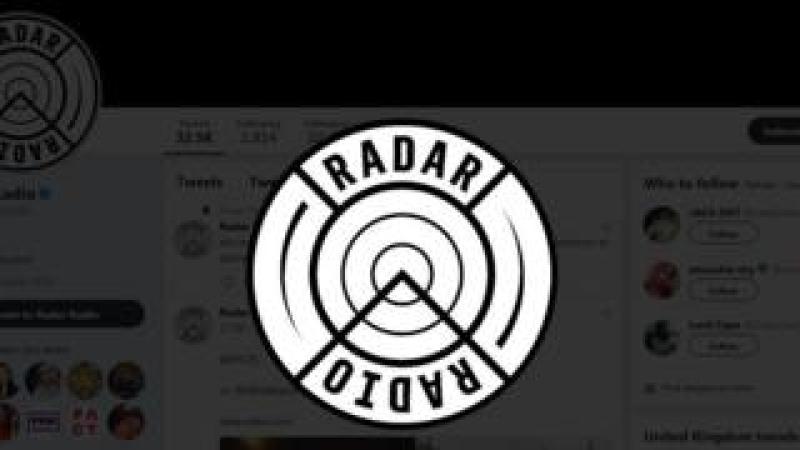 Radar Radio Twitter