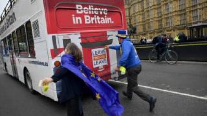 Buse pro Brexit pushed by remainers