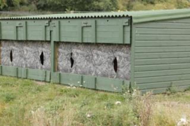 Osprey hide