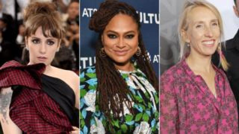 Lena Dunham, Ava DuVernay and Sam Taylor-Johnson