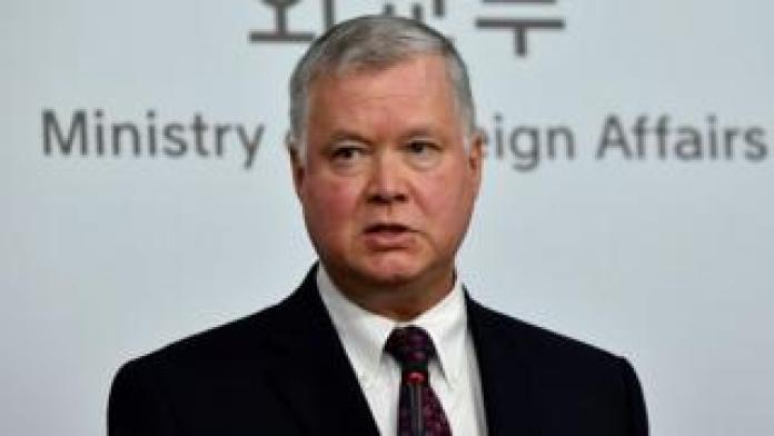 U.S. Special Representative for North Korea Stephen Biegun