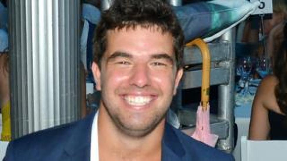 NEWS File image of Billy McFarland from July 30, 2016