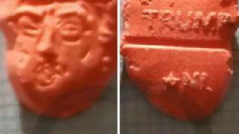 Donald Trump-shaped drug
