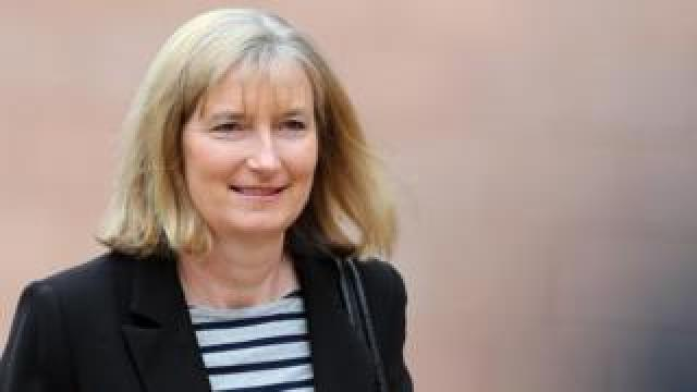 Sarah Wollaston pictured in 2015