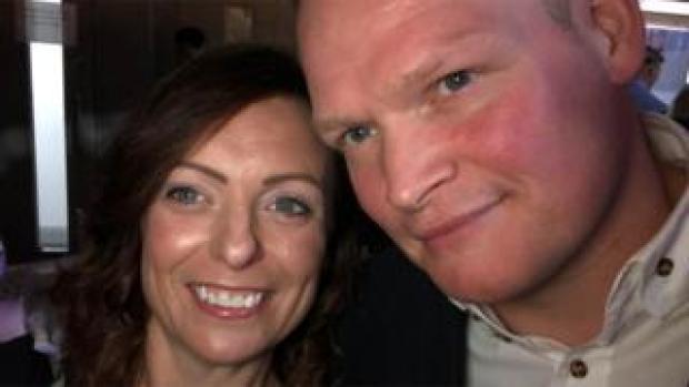 Lynn and Martin Fox