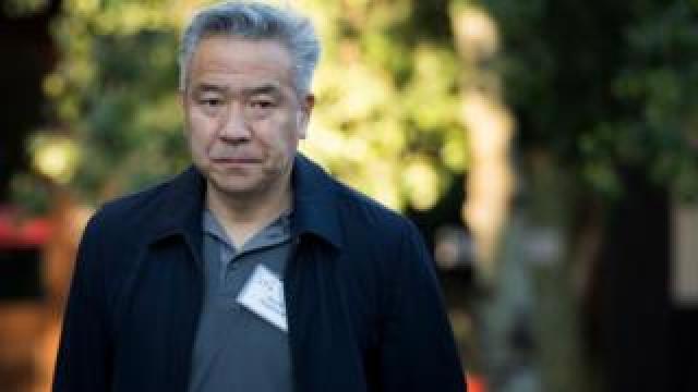 Former Warner Bros boss Kevin Tsujihara