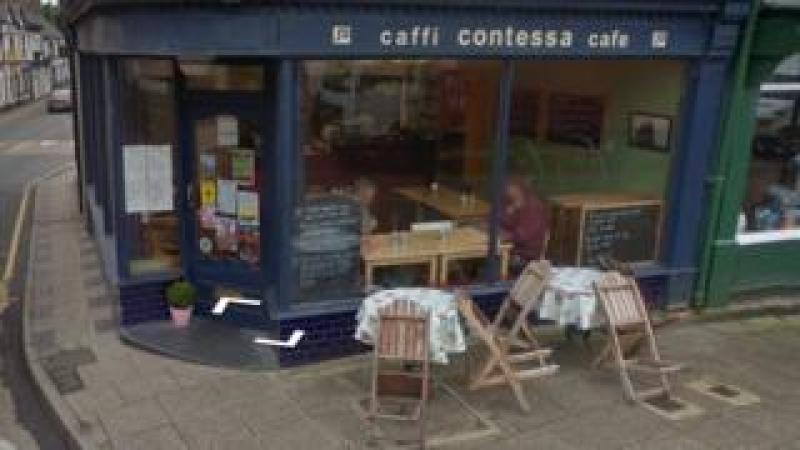 Cafe Contessa in Llanrwst