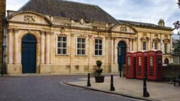 Northamptonshire County Council HQ