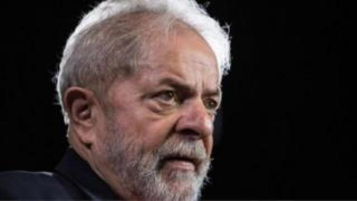 Retrato do ex-presidente Lula