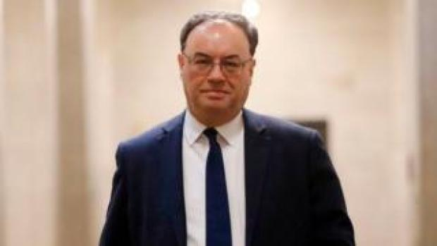 Andrew Bailey, Bank of England governor