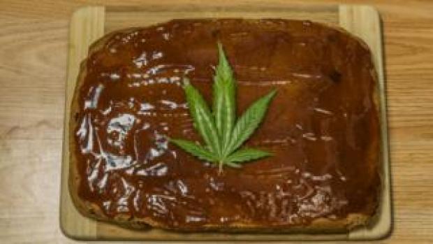 Cannabis cake generic
