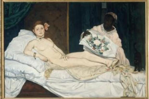 Edouard Manet's Olympia