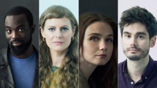 Paapa Essiedu, Ellena Wood, Jessica Barden, Harry Nesbitt