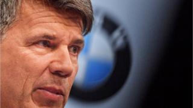 BMW chairman Harald Krueger