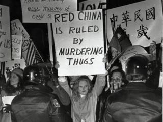 中美建交40年:臺灣如何在大國之間找出自己的路 - BBC News 中文