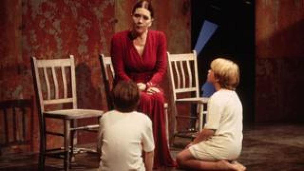 In 1994, Rigg won the Tony Award for best actress for her titular role the stage production of Medea.