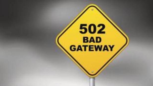 Security: 502 error