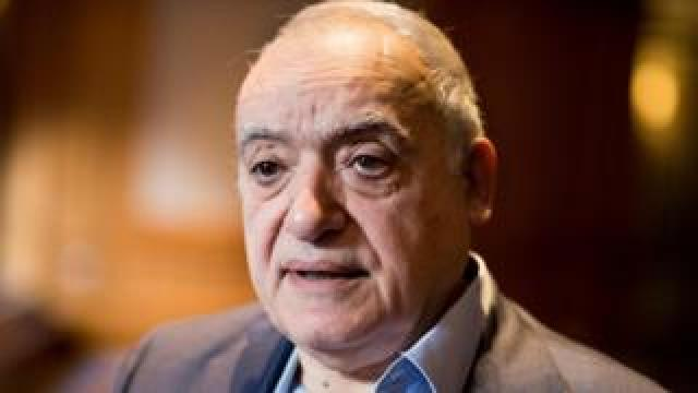 Ghassan Salame, Head of the United Nations Support Mission in Libya