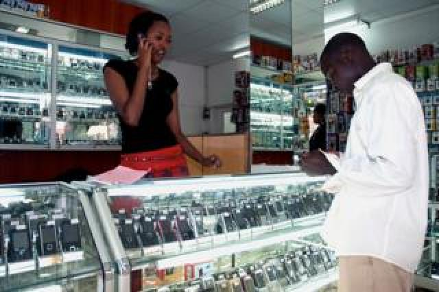Mobile phone vendor