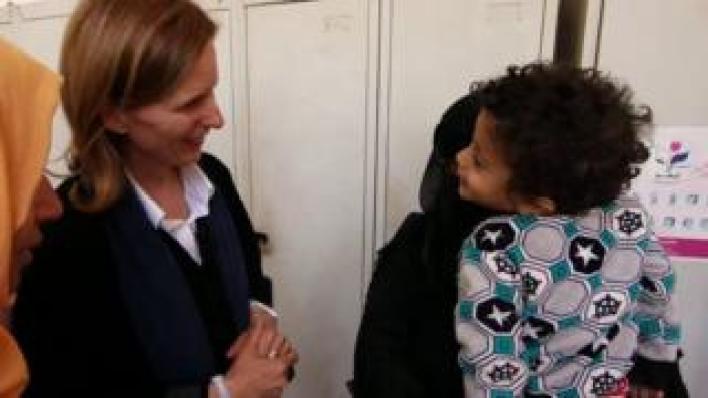 الأطفال المرضى في اليمن يعانون حالة من الحصار