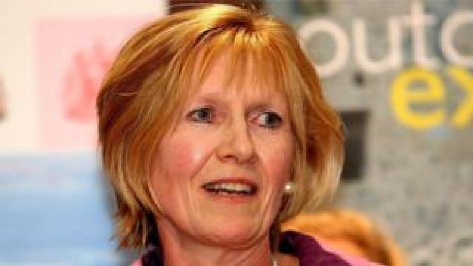 Lady Sylvia Hermon North down MP