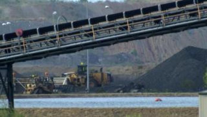 Carmichael's coal mine