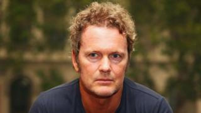 Craig McLachlan arrives at the 2015 Sydney Theatre Awards