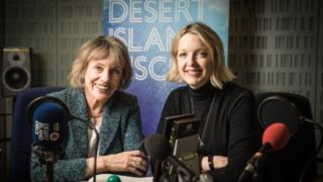 Esther Rantzen and Lauren Laverne