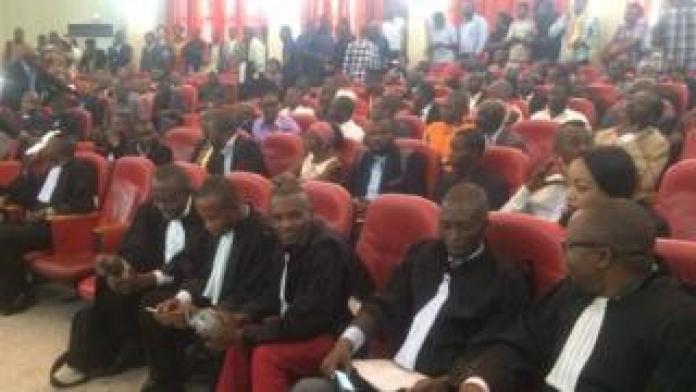 Moise Katumbi, actuellement en exil, est jugé par contumace mercredi à Kinshasa.