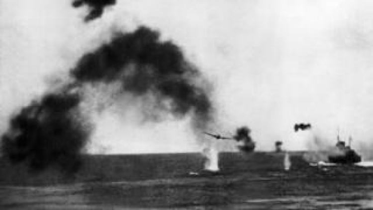 Battle of Midway, June 1942